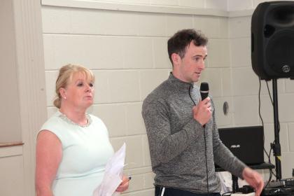 Slideshow: Irish school's touching tribute to Limerick