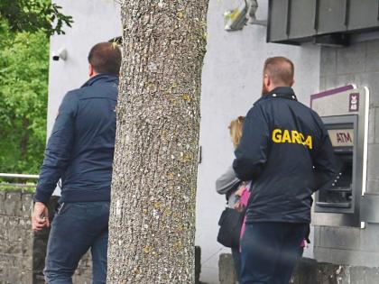 Quick reaction of driver foiled robbery, Limerick court told