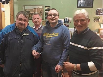 Club's Movember fundraiser for Limerick man struck down in his prime with Lyme disease