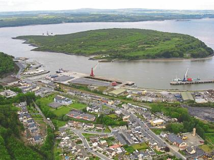 Foynes in line to be US transit hub, says minister