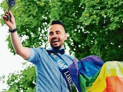 Gay dating Limerick symboler för dejtingsajter