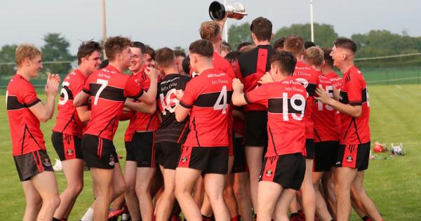 Adare end 20 year wait for Limerick U21 hurling honours with final win over Bruff