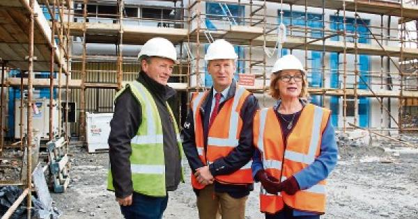 Construction on major €6.1m school build in Limerick is ...