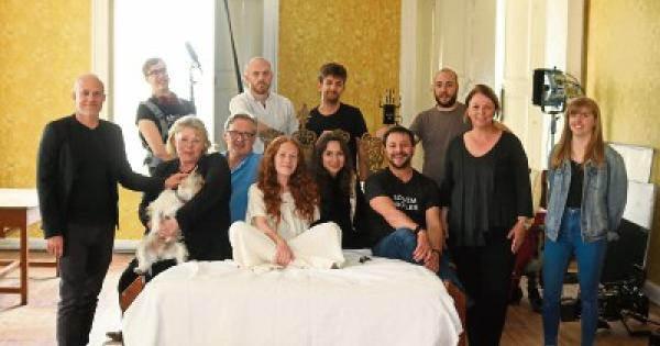 The Yellow Wallpaper Set To Be First Of Many Movies Shot Around County Limerick Village Limerick Leader