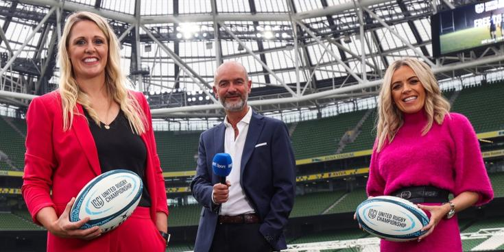 Munster Rugby to feature heavily on RTE and TG4s United Rugby Championship coverage