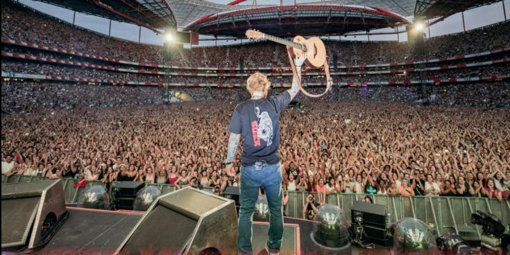 BREAKING: Ed Sheeran confirms second Limerick concert for next May
