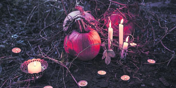Then & Now: From Samhain to Halloween
