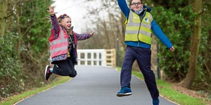 Think big for glorious greenway