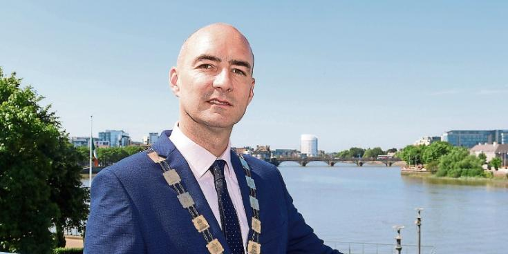 Mayor calls on private property owners to do more to keep Limerick litter free