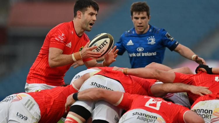 Munster name strong team for Rainbow Cup opener against Leinster