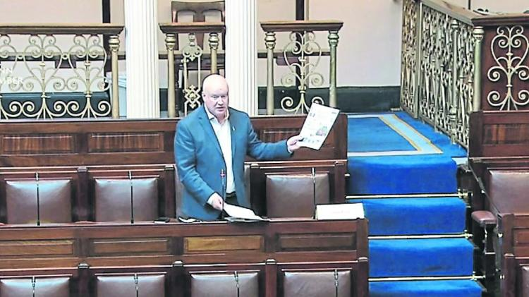 WATCH: Senator calls for 'radical policy programme' to tackle Limerick employment 'blackspots'