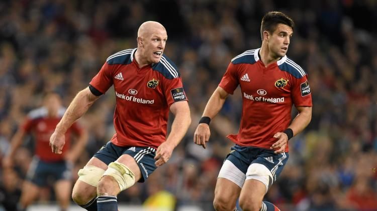 'We have become good at producing leaders' - Paul O'Connell on Limerick's two Lions captains