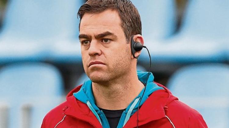 Johann van Graan says Munster Rugby have 'no margin for error' in Champions Cup pool