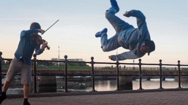 What Next: In Struggle We Hope by Tobi Omoteso, who is performing at the Dance Limerick festival