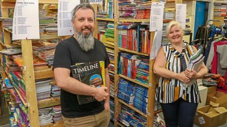 Limerick-based charity seeks funds to send schoolbooks to South Africa