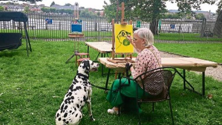 Limerick set for outdoor painting classes this August
