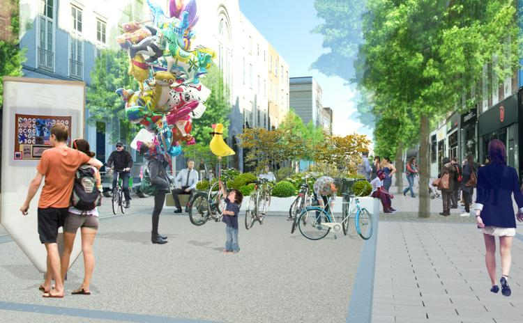 SLIDESHOW: New vision for Limerick's O'Connell Street is unveiled