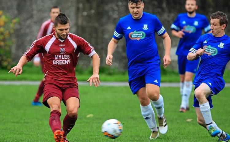 #SLIDESHOW: Limerick sides advance in FAI Junior Cup