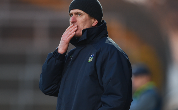 LISTEN: Limerick' s John Kiely gives his thoughts on Tipperary loss