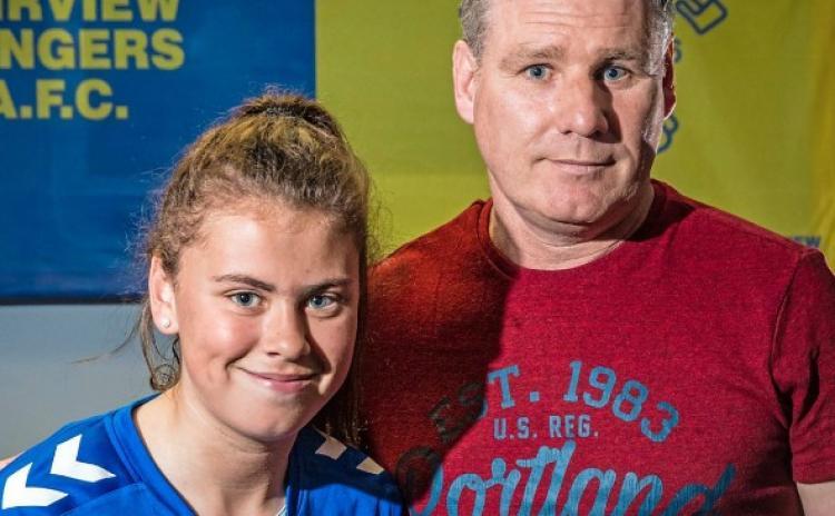 SLIDESHOW:  Fairview Rangers Schoolboy/girl soccer awards