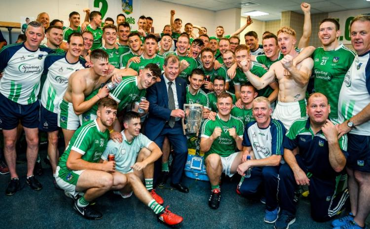 WATCH: Limerick All-Ireland hurling title marked with specially commissioned song