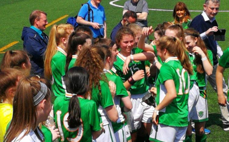 SLIDESHOW: Limerick trio help Republic of Ireland retain the John Read Trophy