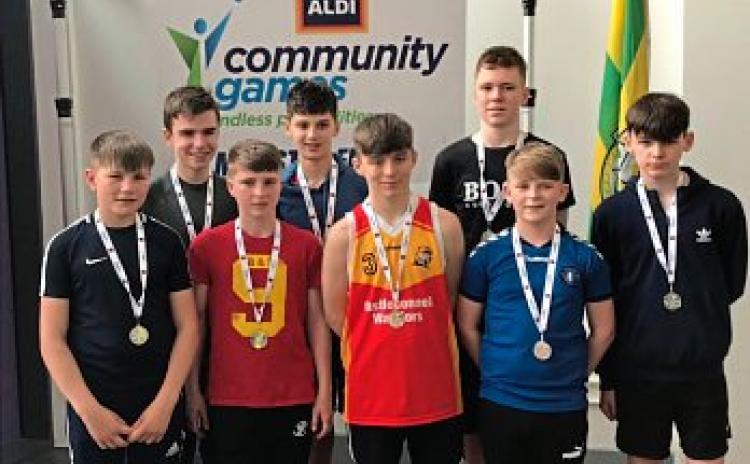 SLIDESHOW: Limerick Community Games celebrate regional wins