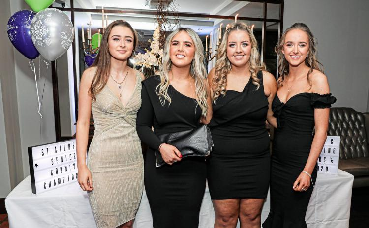 SLIDESHOW: St Ailbe's County Champions and 25 year anniversary dinner