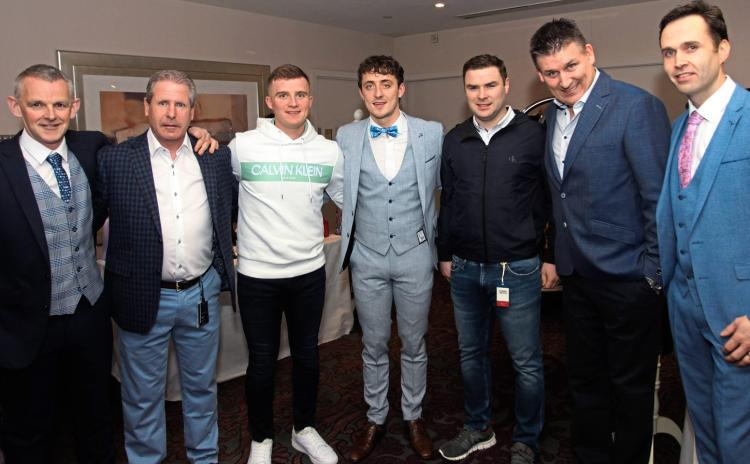 SLIDESHOW: Limerick hurlers strut their stuff at Pallasgreen fashion fundraiser
