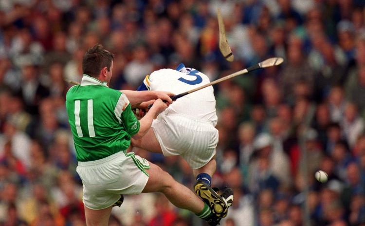 SLIDESHOW: 25 memorable Limerick hurling photos across the last 100 years