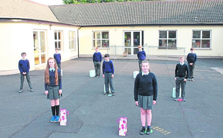 SLIDESHOW: Sixth Class graduations in Limerick, during 'Lockdown'