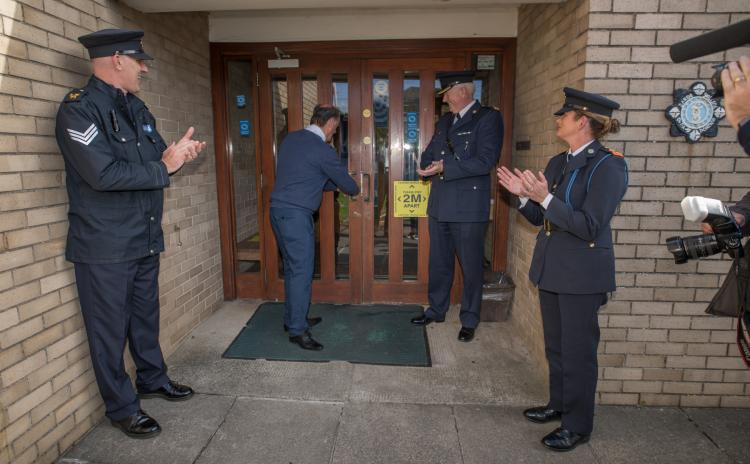 WATCH: Limerick garda station closes its doors as plans for new headquarters progress