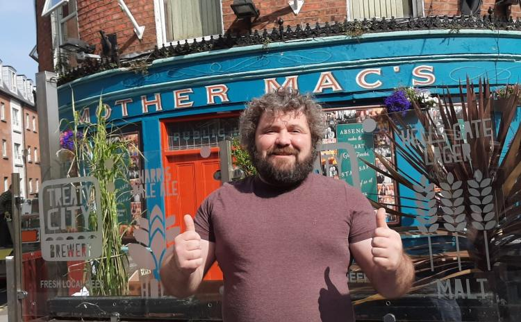 WATCH: 'Rainbow of emotion' as Limerick publicans prepare to re-open after six-month lockdown