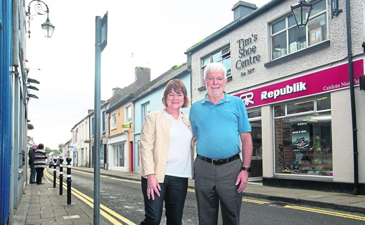 WATCH: 'It's our time now' - Limerick couple thank loyal customers  ahead of retirement