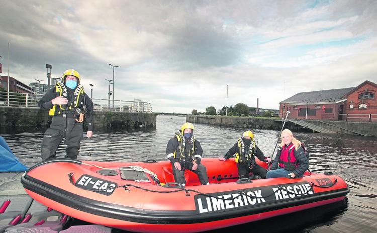 WATCH:  A night with 'Limerick's everyday heroes'