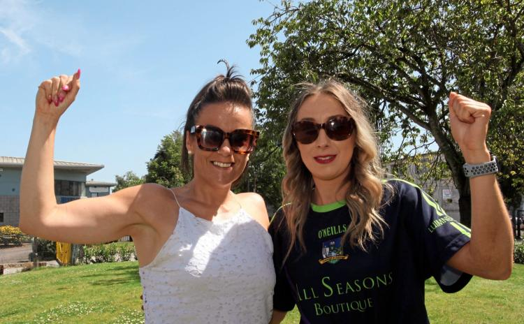 SLIDESHOW: Limerick fans enjoy the sun and Munster final win over Tipperary