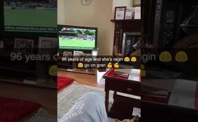 WATCH: 96 year old granny describes Limerick v Clare as 'dirtiest match ever'