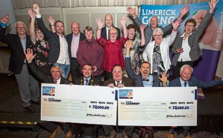 WATCH: Honours even for Limerick communities in Going for Gold final as decision too close to call