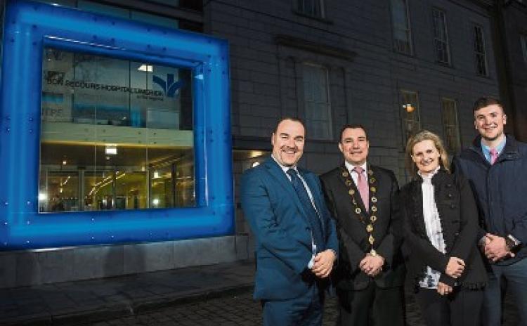 €6m enhancement launched at Limerick's Bon Secours Hospital