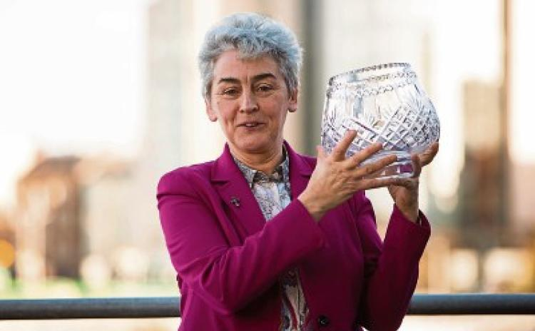 Who will follow in the footsteps of Sr Helen Culhane as Limerick Person of the Year for 2018?