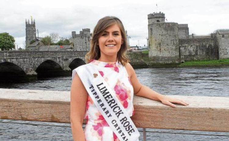 #LISTEN: Limerick Rose Kayleigh Maher through to Rose of Tralee final
