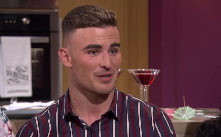 WATCH: The Instagram DM that had Love Island winner Greg O'Shea 'freaking out'