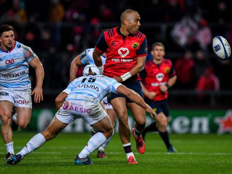 Simon Zebo confirms Racing 92 move in unusual interview