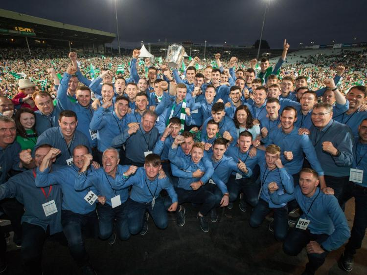 WATCH: Limerick's All Ireland hurling champions receive ...