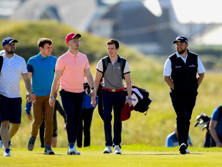 Robert Rock shoots scintillating round of 60 to lead Irish Open