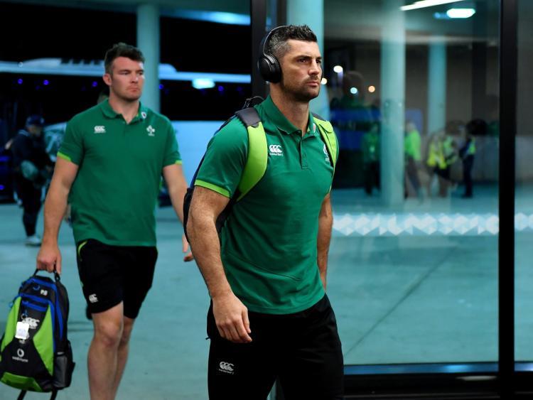 Ireland bring in Kearney, O'Mahony and Ringrose for All Blacks clash