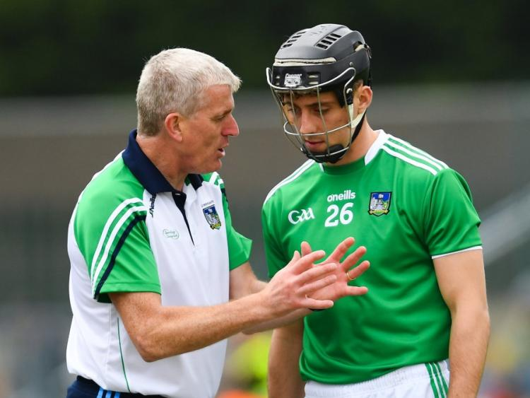 Injury rules Limerick forward out of Allianz Hurling League title defence