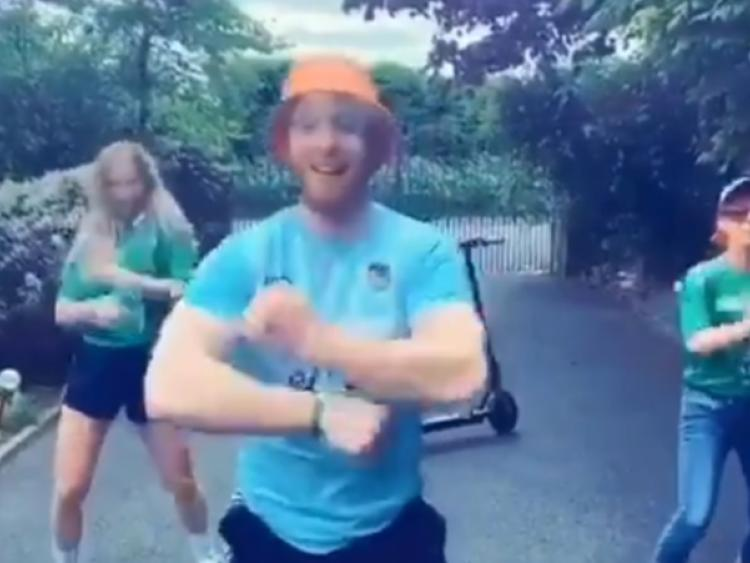 WATCH: Limerick hurlers 'Hit the Woah' for Milford Hospice
