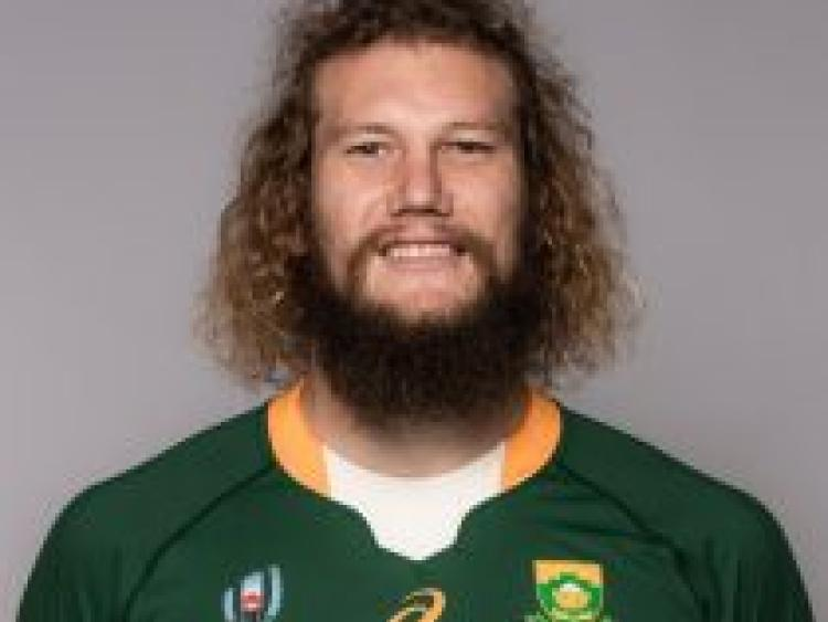 RG Snyman prefers playing for South Africa over Munster