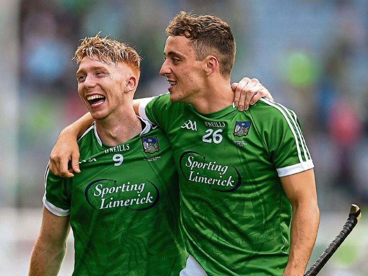 Limerick's newly crowned All Ireland hurling champions are ...